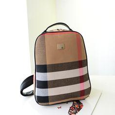 a889992660 2014 fashion designer brand women backpack adult vintage mochila female  plaid school backpacks college students canvas