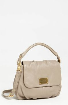 "MARC BY MARC JACOBS 'Classic Q - Little Ukita' Shoulder Bag   12 1/2""W  11""H  4 1/2"" D Handles 5"" drop"