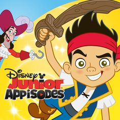 Hide the Hideout & Captain Hook's Hooks - Jake and the Never Land Pirates - Disney Junior Appisodes -  - http://ehowsuperstore.com/bestbrandsales/appstore-for-android/hide-the-hideout-captain-hooks-hooks-jake-and-the-never-land-pirates-disney-junior-appisodes