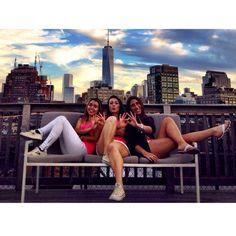 Rooftop Bid Day in the West Village! | #ZTA #ZetaTauAlpha #NYU #NewYorkUniversity