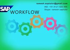 We are providing Live Online Demo on SAP WORKFLOW at 7am(IST) and 9.30am(IST) 01 june 2015 , interested people register in website | 91-40-6050-1418