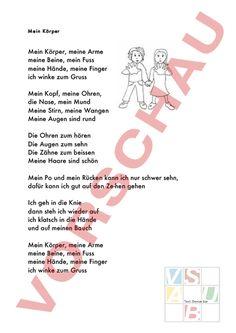 Meine Sinne | Német | Pinterest | German, Kindergarten and Learn german
