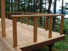 Tips for Maintaining Your Western Red Cedar Deck https://cedarcountrylumber.net/2016/10/17/western-red-cedar-care-maintenance/
