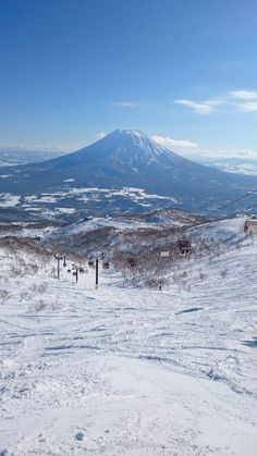 Miscellaneous Things, Visit Japan, Winter Travel, Japan Travel, Mount Rainier, Skiing, Tokyo, Mountains, Nature