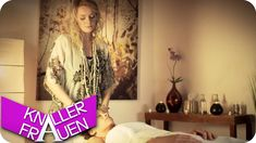 Massage mal anders - Knallerfrauen mit Martina Hill