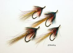 Fly Fishing Lures, Salmon Flies, Salmon Fishing, Fly Tying, Potpourri, Trout, Pattern, Ideas, Bowl Fillers