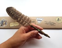 Ideal for jotting down history (of magic) notes. $18, Liselle Made on Etsy.