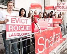 Campaigns - Shelter England