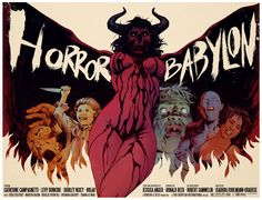 Horror Babylon on Behance