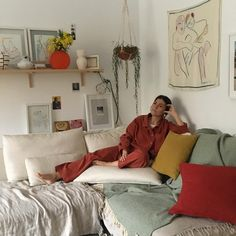 "4,388 Likes, 43 Comments - paloma wool (@palomawool) on Instagram: ""At home seen by @cesarsgr for @ad_spain"""