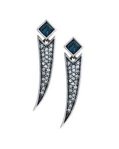 Comet Earrings #StudioSeries: Richard Chai x JewelMint