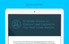 Placester real estate leads ebook