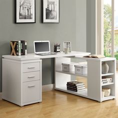 Shop Monarch Specialties  I 7 Left or Right Facing Corner Desk at ATG Stores. Browse our desks, all with free shipping and best price guaranteed.