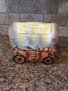 Hey, I found this really awesome Etsy listing at https://www.etsy.com/listing/265339880/1950s-fred-roberts-company-cookie-wagon