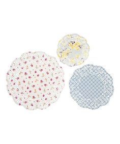 Love this Truly Scrumptious 72-Piece Doily Set by Talking Tables on #zulily! #zulilyfinds