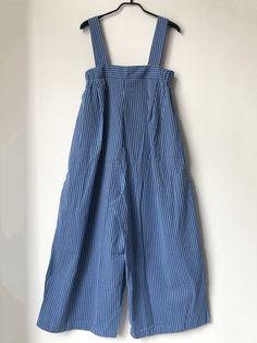 Cotton Jumpsuit, Jumpsuit Dress, Casual Cocktail Attire, Loose Shirts, Couture, One Piece Swimwear, Cut Jeans, Japanese Fashion, Jumpsuits For Women