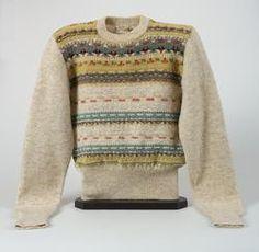 Bohusläns museum Jumper, Men Sweater, H&m Fashion, Fair Isle Knitting, Vintage Knitting, Knitting Designs, Knitwear, Retro Vintage, Knit Crochet