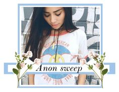 """""""Anon sweep"""" by teen-idles ❤ liked on Polyvore featuring OKA"""
