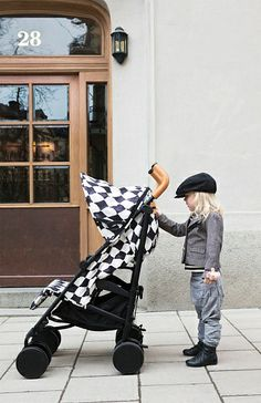 Stockholm Stroller by Elodie Details Running With Stroller, Jogging Stroller, Stockholm, Elodie Details, Baby Shop Online, Toddler Dolls, Little People, Graphic, Baby Strollers