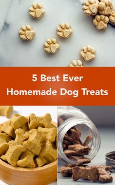 1. Peanut Butter & Banana Frozen Dog Treats (Pupsicles)kitchme.com See recipe details.       2. DIY Peanut Butter & Banana Dog Treatskitchme.com See