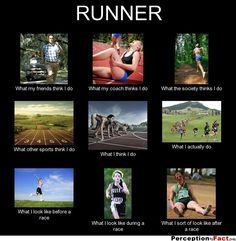 RUNNER... - Give your friends a smile and share this.