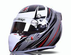 "Check out new work on my @Behance portfolio: ""Josh Stanton Stilo 2015 Karting Helmet"" http://on.be.net/1KogGJA"