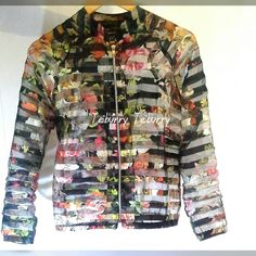 Colourful Summer Top/Jacket R270
