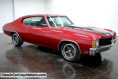 1972 Chevrolet Chevelle Big Block