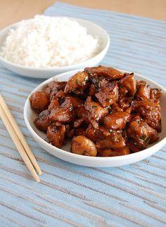 International Food Recipes