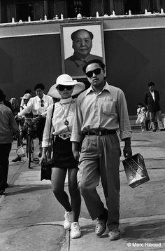 Marc Riboud // Modern China - 1993