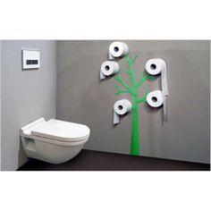 Tree for toiletpaper