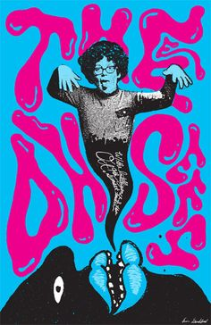 GigPosters.com - Thee Oh Sees - Intelligence, The