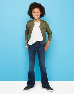 Bootcut Jeans - $10.00 Retail Price: $19.88 You Save: $9.88 from: Gymboree, Crazy 8 & Janie and Jack
