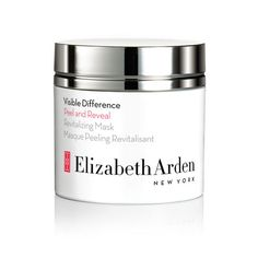 Visible Difference Peel & Reveal Revitalizing Mask     Exfoliating and retexturizing your skin is one of the easiest and most satisfying ways to instantly brighten your complexion. This at-home, spa-inspired mask works in 15-20 minutes to reveal skin that's smooth and glowing.