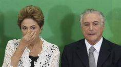 Dilma Rousseff y su vice, Michel Temer, serán investigados