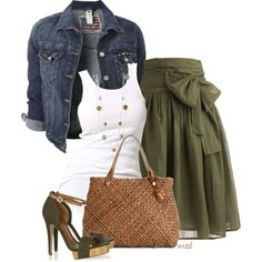 """""""Olive"""" by michelled2711 on Polyvore"""