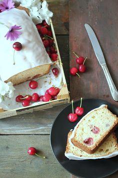 Se amate i dolci con le ciliegie non potete non farlo :-) questo plumcake anche se è semplicissimo e super fa...