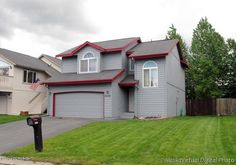 $329,000  1,512 sq ft, 6,538 sq ft lot  12313 Woodward Dr, Anchorage, AK 99516 | MLS #16-823 - Zillow