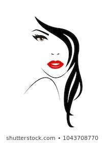 Designs Discover Similar Images Stock Photos & Vectors of Young Woman face. Vector - 596544443 Similar Images Stock Photos & Vectors of Young Woman Face Vector - 596544443 Art And Illustration, Face Stencils, Stencil Art, Silhouette Art, Arte Pop, Art Drawings Sketches, Face Art, Woman Face, Canvas Art