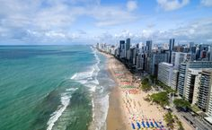 Find Aerial View Boa Viagem Beach Recife stock images in HD and millions of other royalty-free stock photos, illustrations and vectors in the Shutterstock collection. Thousands of new, high-quality pictures added every day. Francisco Brennand, Stuff To Do, Things To Do, Entertainment Sites, 16th Century, Aerial View, Free Stock Photos, Old Town, Brazil