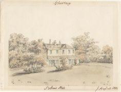 Ann's Hill - home of Elizabeth Armistead and Charles James Fox Charles James, Surrey, Georgian, Regency, Confessions, Britain, Period, Fox, Frame