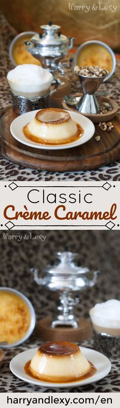 This easy creme caramel recipe is the perfect dessert for your afternoon tea or coffee. It's an absolute classic in the genre that everyone must try.