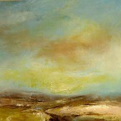 abstract landscape erika kirkpatrick