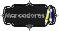 MARCADORES LETRERO