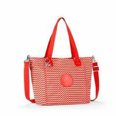 SHOPPER COMBO S Bolso de hombro Shopper Combo S de Kipling con correa extraíble. El modelo Shopper Combo S, que podrás llevar de distintas maneras gracias a su gran versatilidad, es un accesorio imprescindible a la hora de salir de compras.