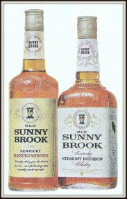 Old Sunny Brook Whiskey Icon