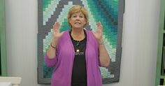 Beautiful Bargello Quilts Made Easy With This One Trick!