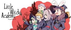 3024x1286 widescreen backgrounds little witch academia