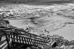 Bells in Black & White 1 (2017).  Bells Beach, Vic. Australia. Words & Image: © Gary Light (9626 Jan 2017). Creative Commons: (CC BY-NC-ND 4.0).  #photography #nature #landscape #victoria #australia #beach #bellsbeach