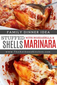 Stuffed Shells Recip